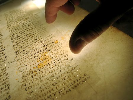 Rescuing the Codex Sinaiticus