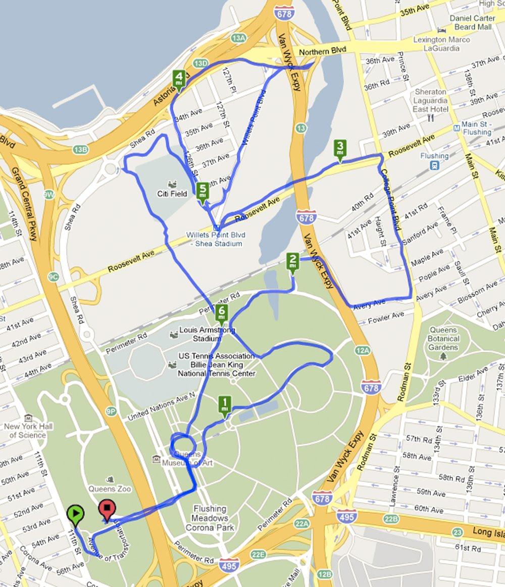 Nyc Subway Map Fron Flatbush No2 Train To Queens Jamaica Vanwick Stn.Unicycle Bridge Tour 124 Roosevelt Avenue Bridge Flushing Creek