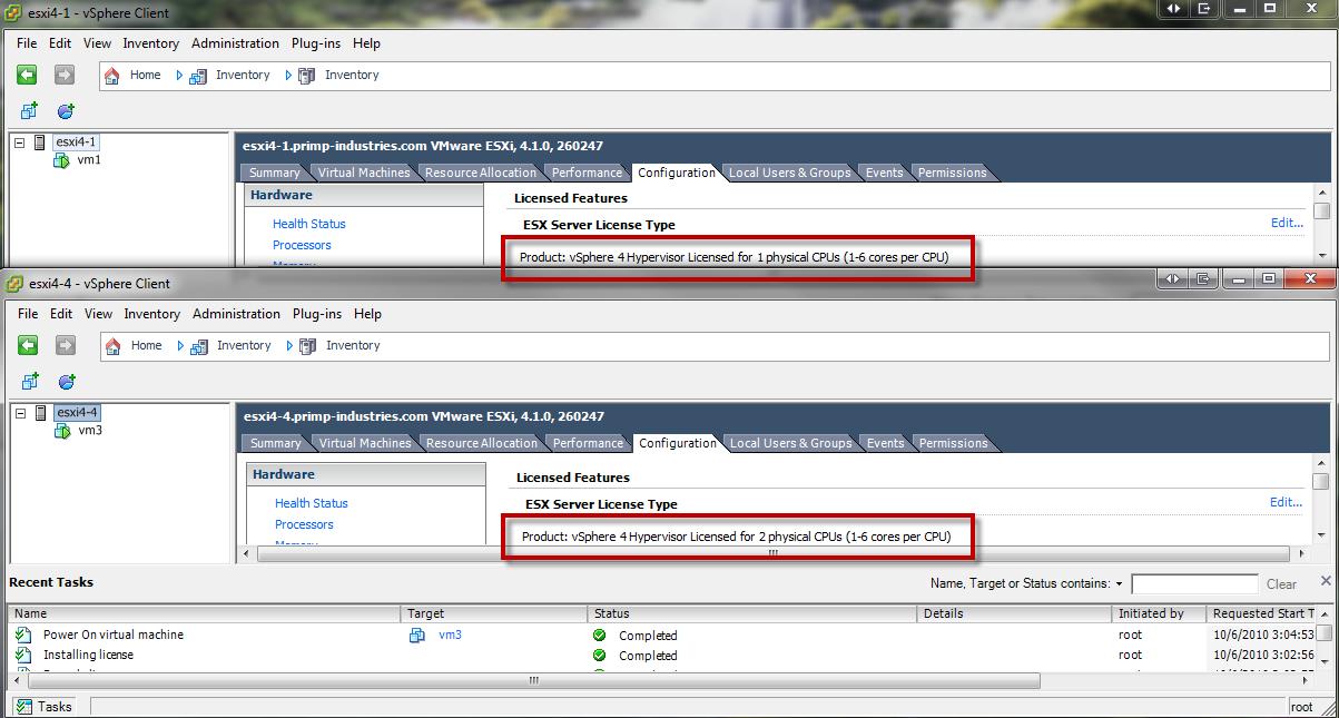 Does SIOC actually require Enterprise Plus & vCenter Server?