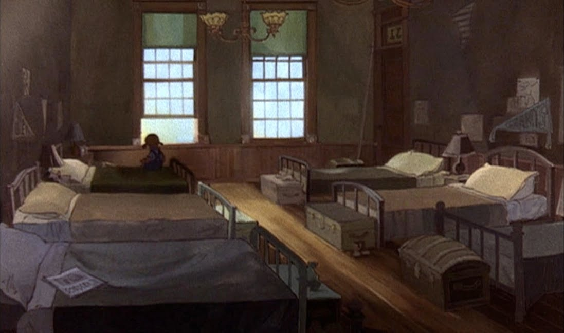 Animation Backgrounds The Rescuers Penny S Orphanage