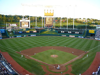 Hey Lets Go Play Outside Kauffman Stadium Kansas City