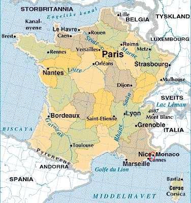 nice frankrike kart Min utrolige reise fra Romania Østerrike Frankrike: Til frankrike nice frankrike kart