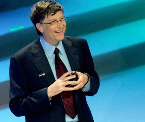 Bill Gates Sold 5 Million Of His Microsoft Shares Vogh