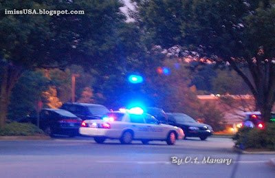 Georgia On My Mind: Police Activities Around Atlanta