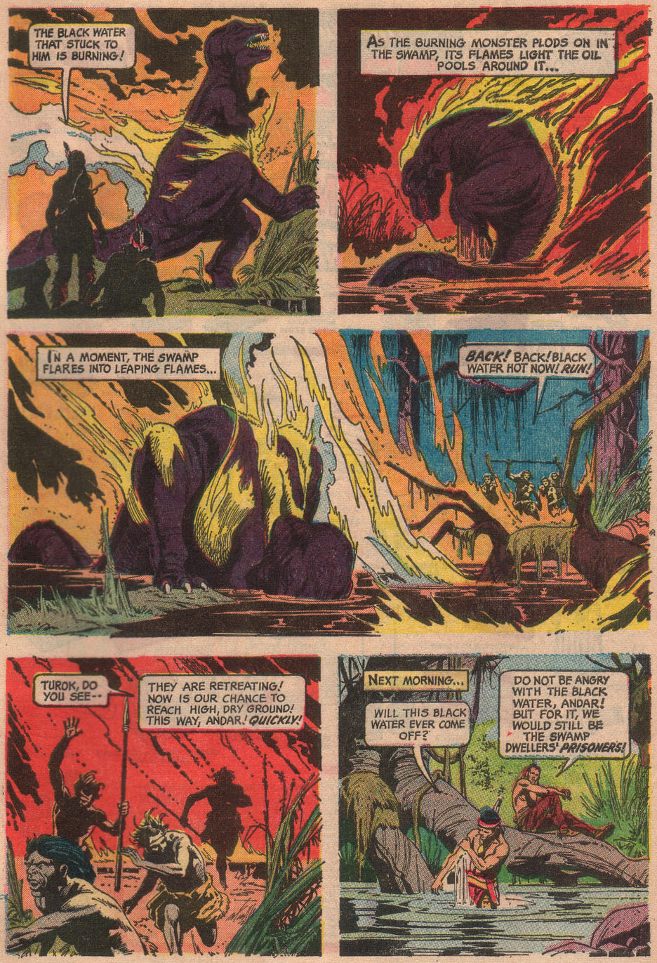 Read online Turok, Son of Stone comic -  Issue #53 - 33