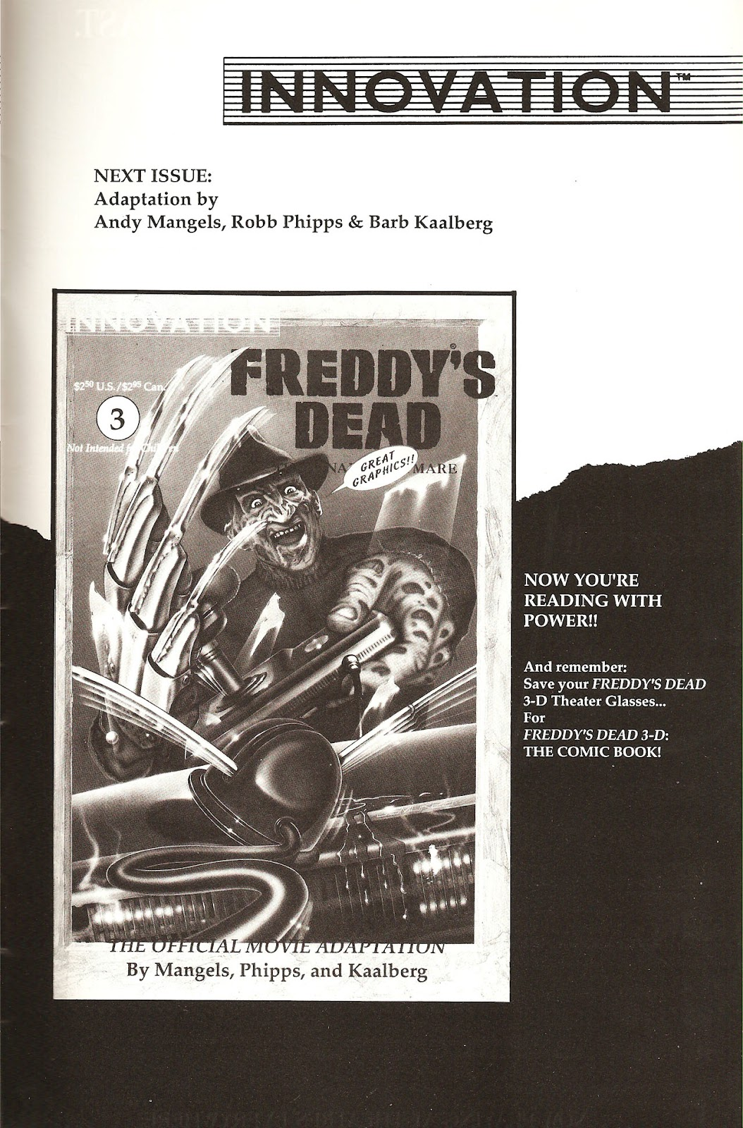 Read online Freddy's Dead: The Final Nightmare comic -  Issue #2 - 27