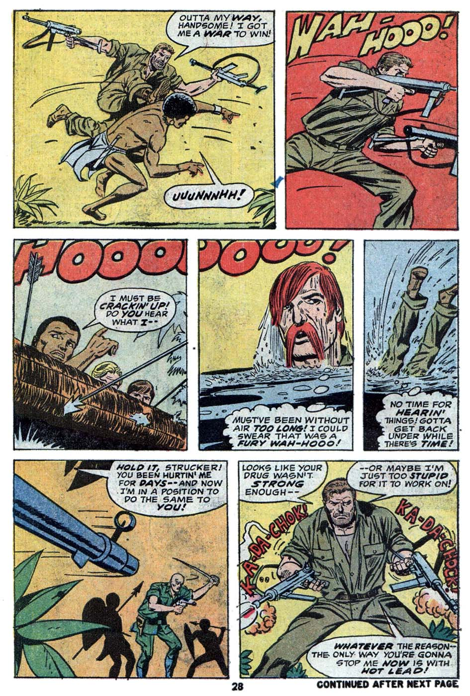Read online Sgt. Fury comic -  Issue #114 - 30