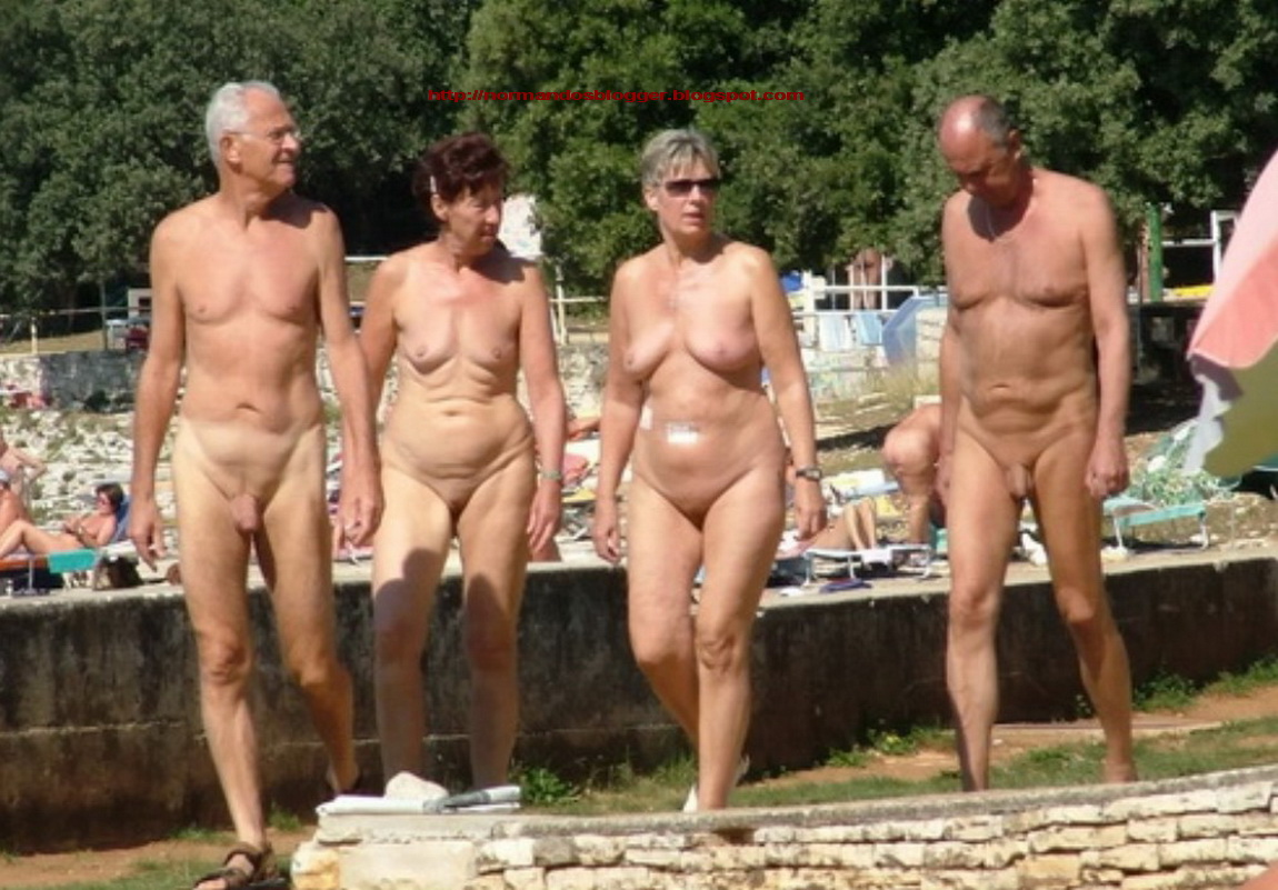 Nude Pictures Of Old People 9