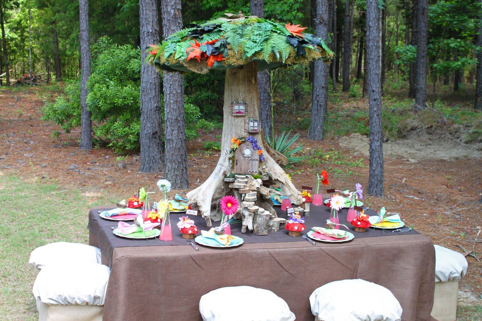 Enchanted Garden: Amanda's Parties To Go: Enchanted Fairy Party