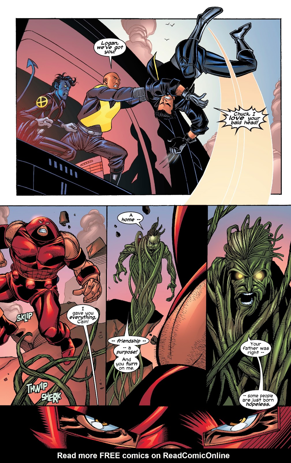 Read online X-Men: Unstoppable comic -  Issue # TPB (Part 1) - 69
