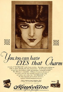 magazine ad from 1928 - click for larger image