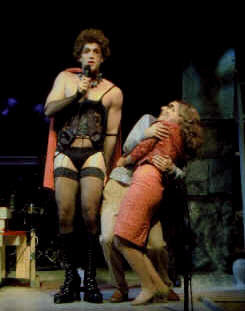 New Line Theatre's THE ROCKY HORROR SHOW