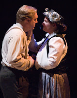 Christopher Clark and Alison Helmer in Assassins
