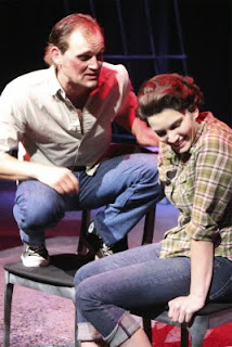 Philip Leveling and Taylor Pietz in Love Kills