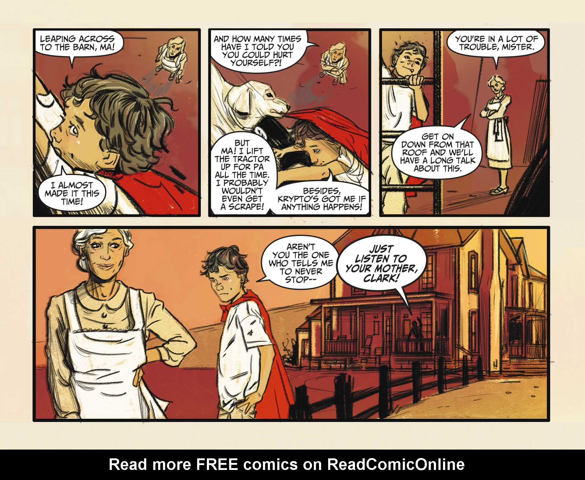 Read online Adventures of Superman [I] comic -  Issue #48 - 4