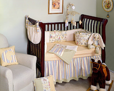 Luxury Baby Nursery Blog: Bebe Chic Animal Fair Crib ...