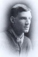 Siefried Sassoon in 1916