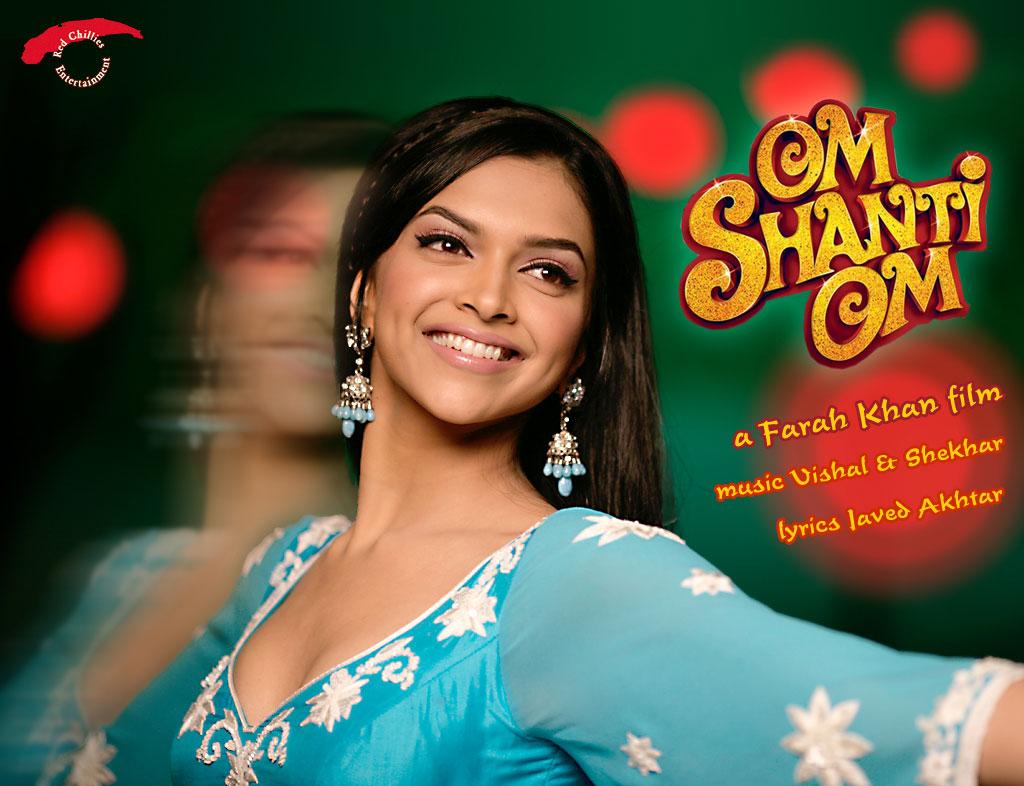 Deepika Padukone: Deepika in Om Shanti Om
