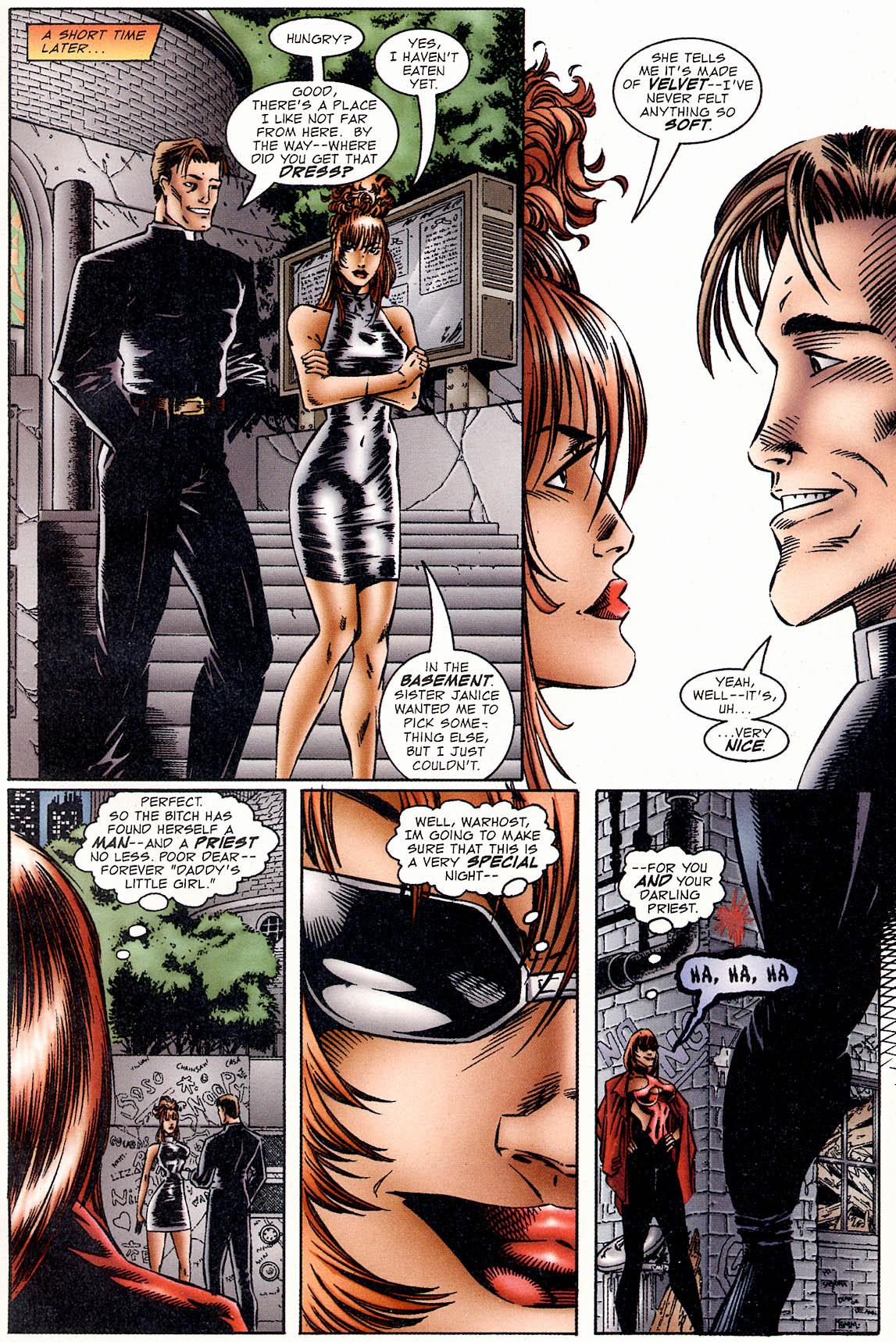 Read online Avengelyne (1995) comic -  Issue #2 - 12