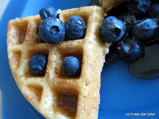 Yeasted Waffles America S Test Kitchen