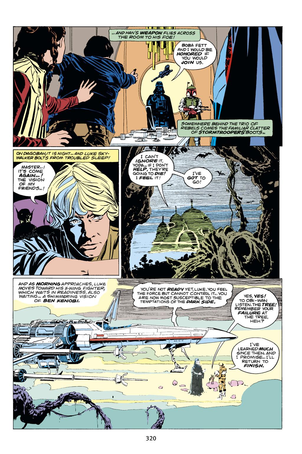 Read online Star Wars Omnibus comic -  Issue # Vol. 14 - 318