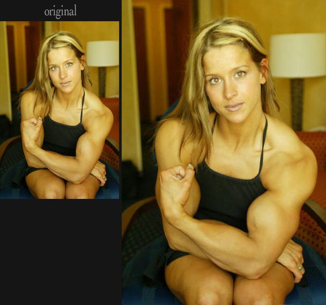 inXados _ body motivation: Trina Gillis