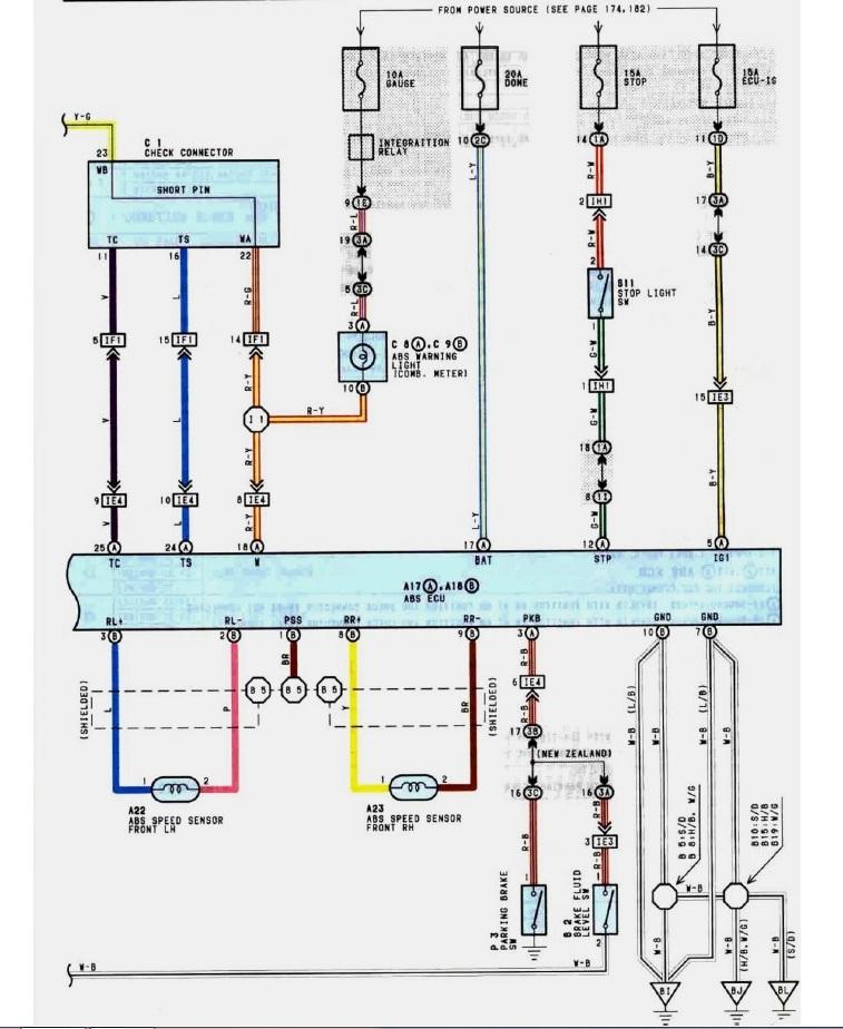 Lauama 4825: Wiring Diagram Practice