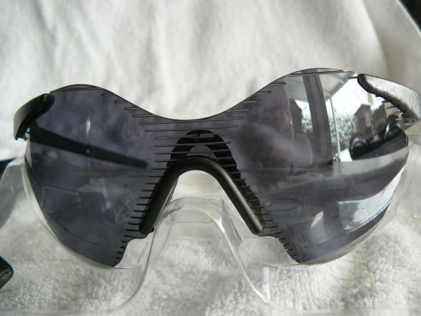 dcb803c1a3bbb Me and my Oakley  My Sub Zero Collection
