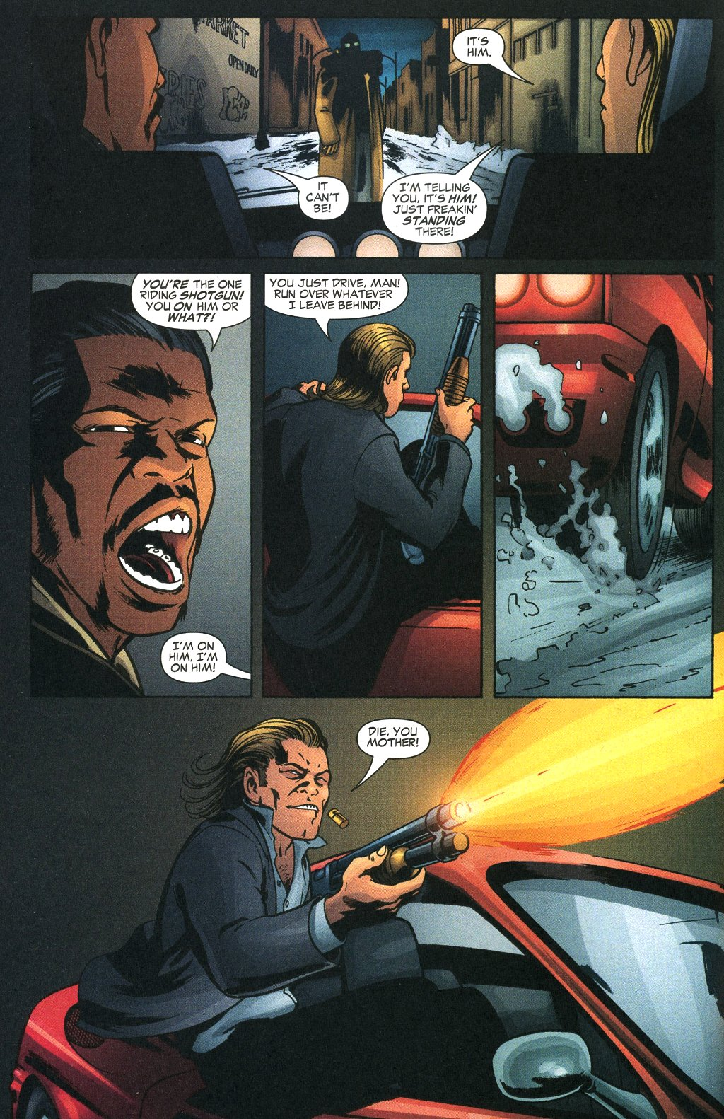 Read online Fallen Angel (2003) comic -  Issue #19 - 3