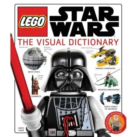 Generation Brick Lego Star Wars The Visual Dictionary Book Review