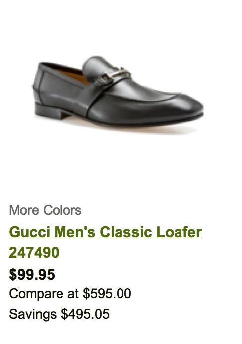ff1c07afd101 Madison Avenue Spy  Gucci Shoes  99 on DSW.com