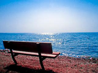 Borracha de azul y de sol