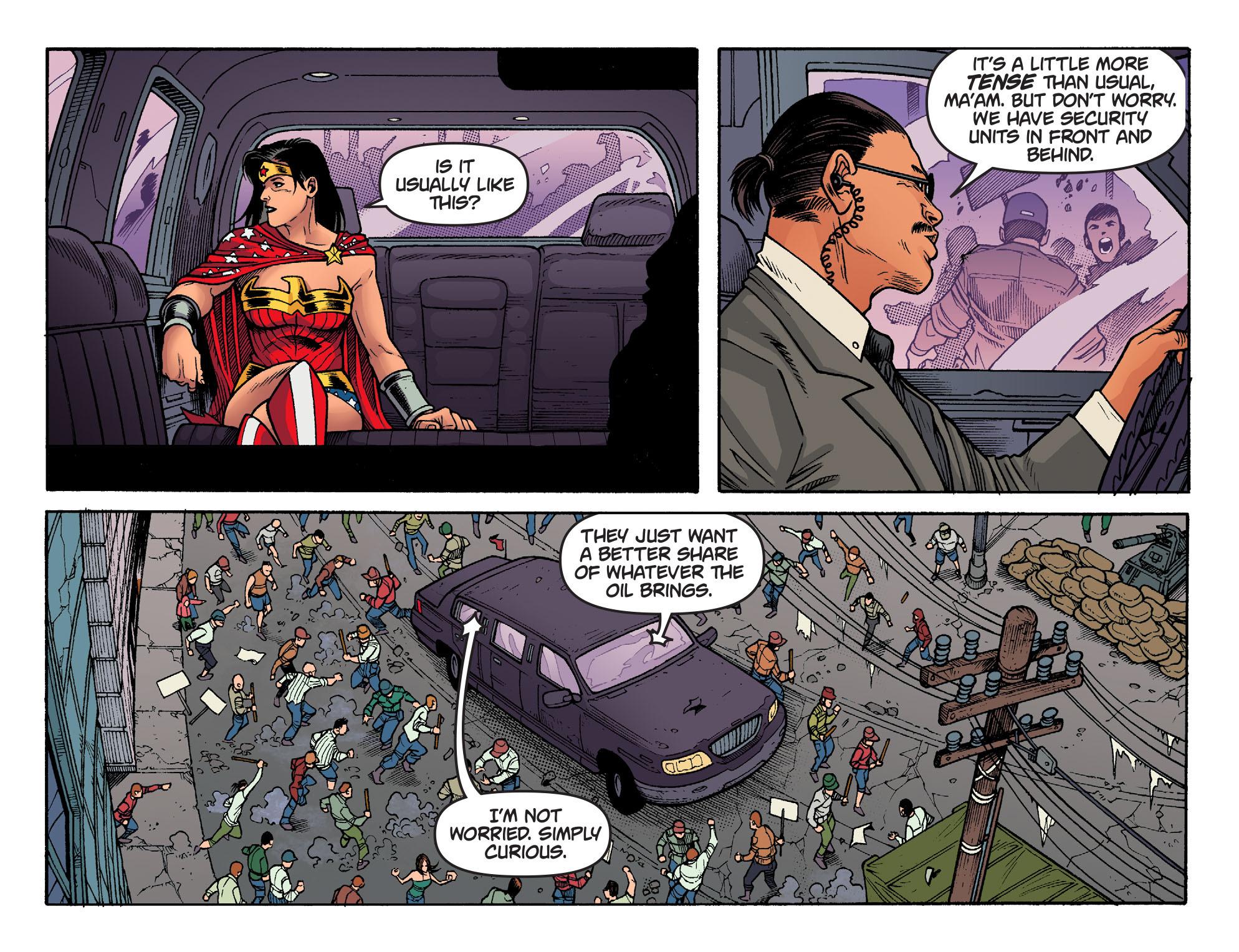 Read online Sensation Comics Featuring Wonder Woman comic -  Issue #43 - 7