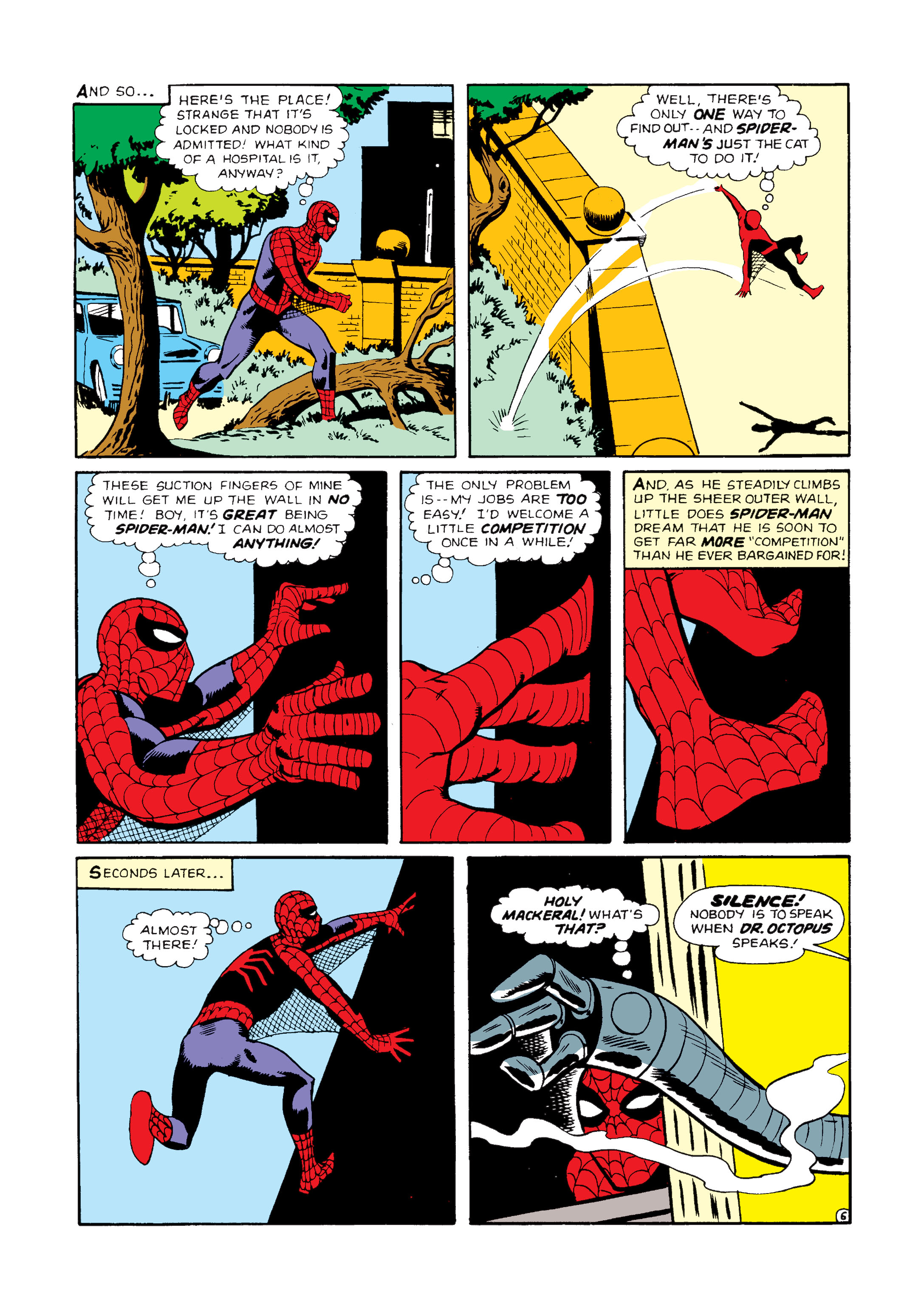 The Amazing Spider-Man (1963) 3 Page 6