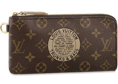 ce0d176e08f Louis Vuitton Monogram Canvas Complice Trunks And Bags Wallet ...