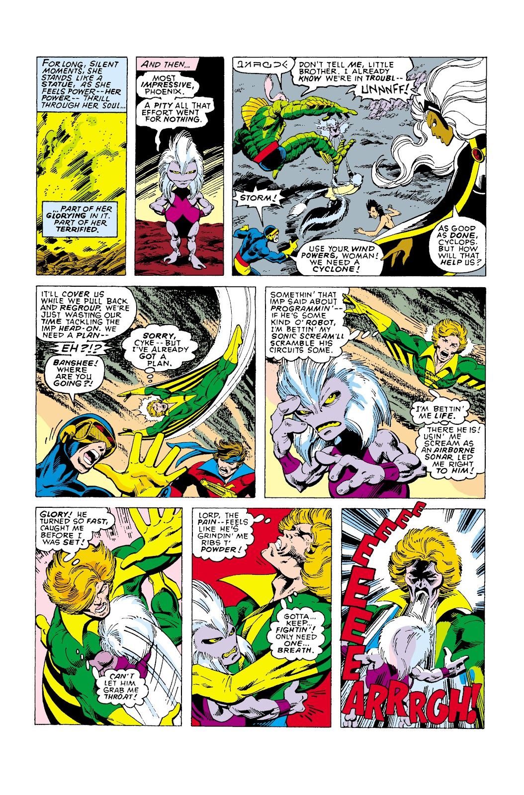 Uncanny X-Men (1963) issue 108 - Page 7