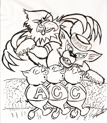 hokie bird coloring pages - photo#24
