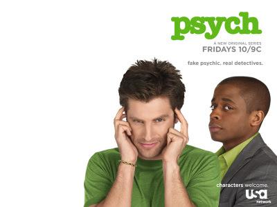 daily news: Psych Season 4 Episode 5 S04E05