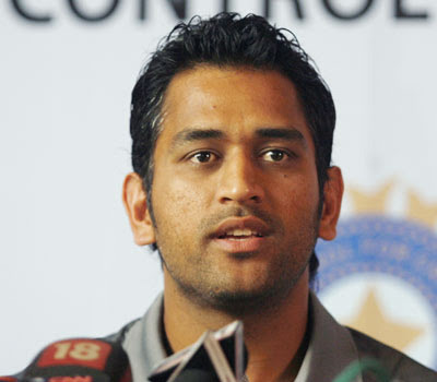 Dhoni nominated in three categories for ICC