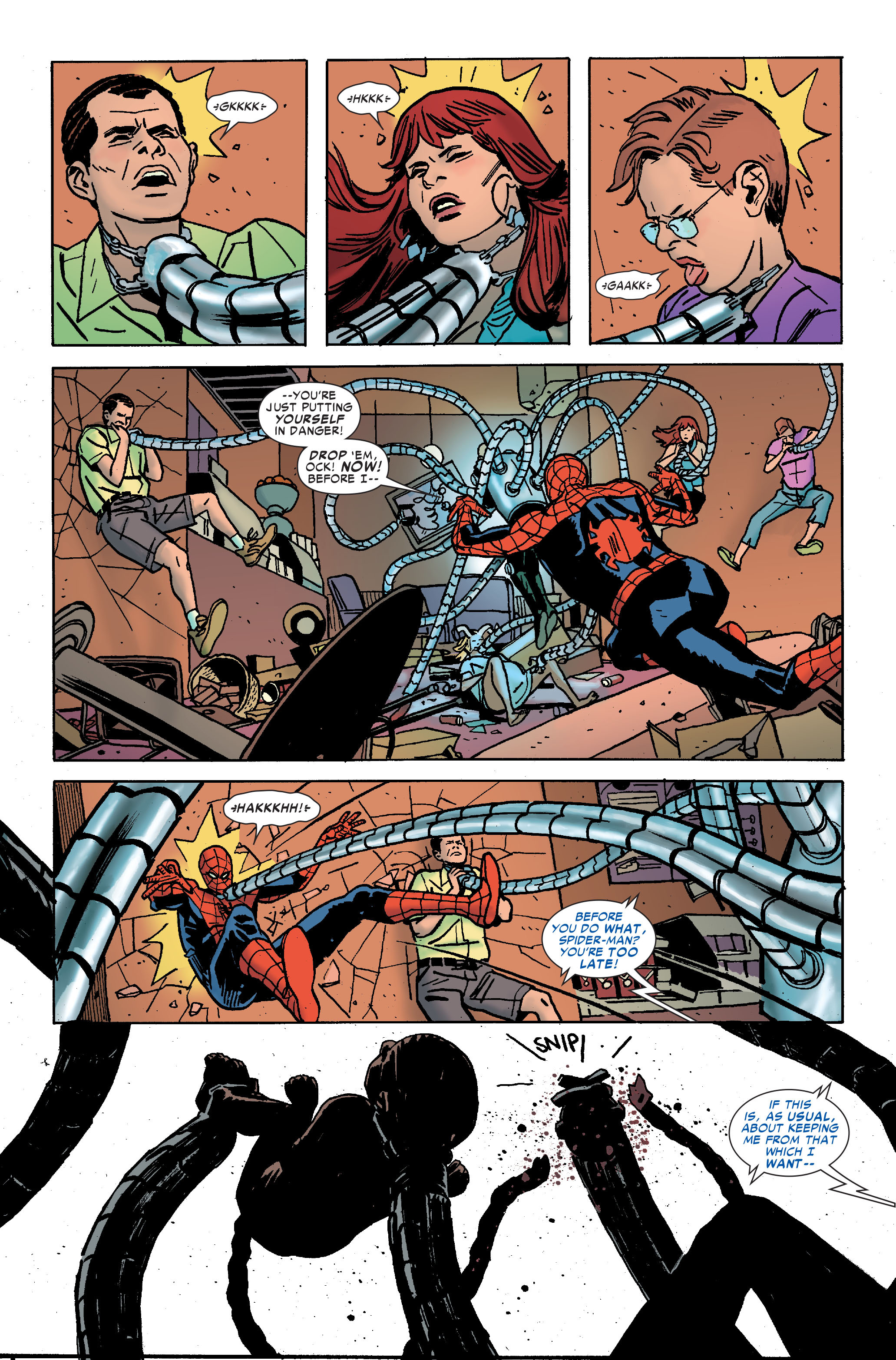 The Amazing Spider-Man (1963) 642 Page 22