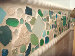 Sea Glass Project You Can Make At Home Sand And Sisal