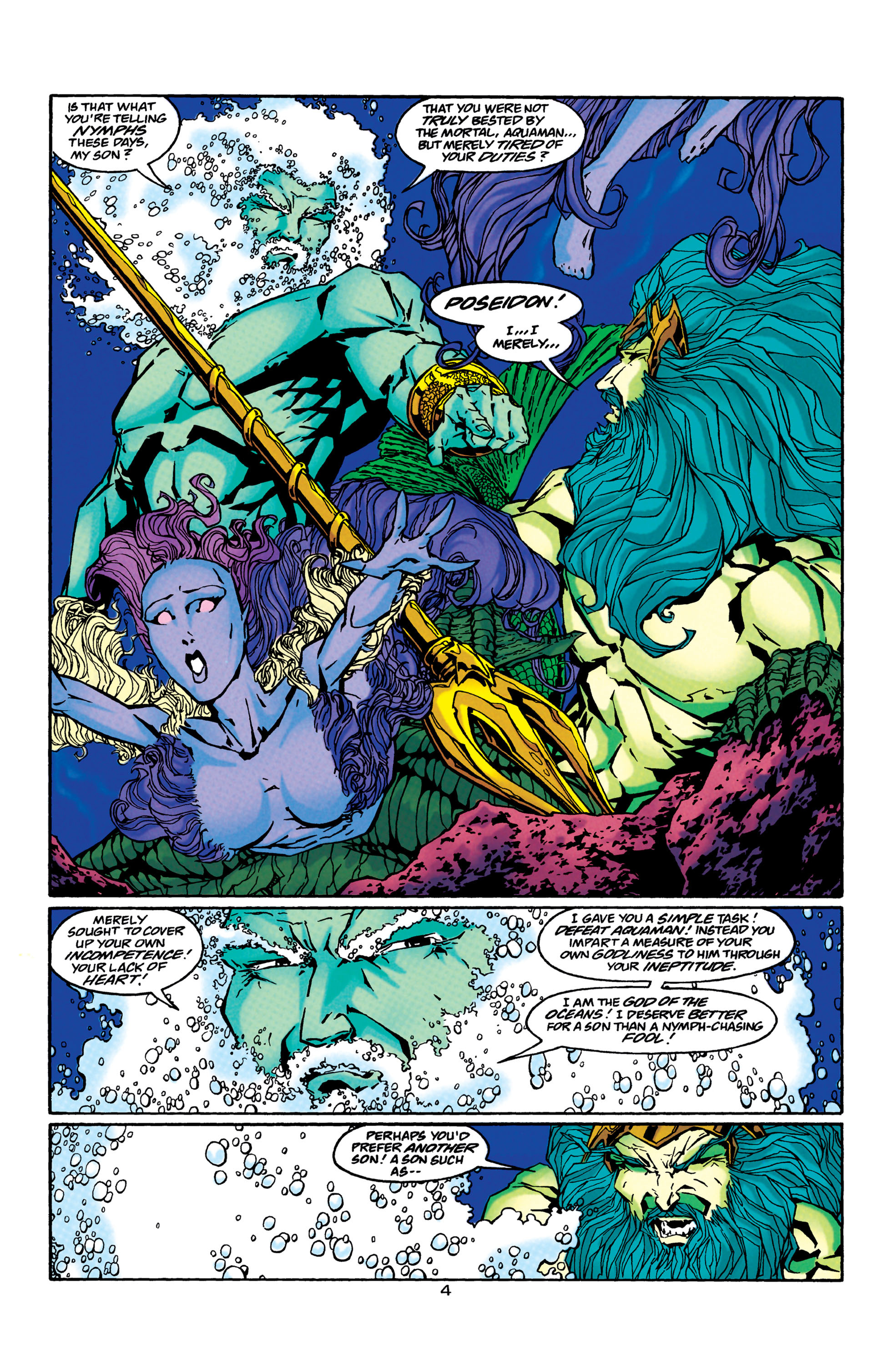Read online Aquaman (1994) comic -  Issue #42 - 5