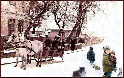 DERVENTSKIM KORZOM: Zime našeg djetinjstva