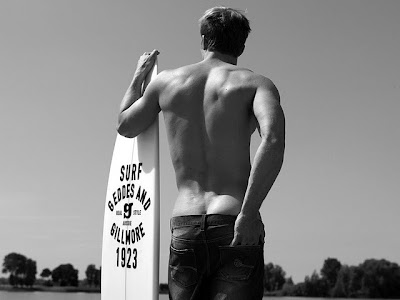surf man homme plage beach sexe gay