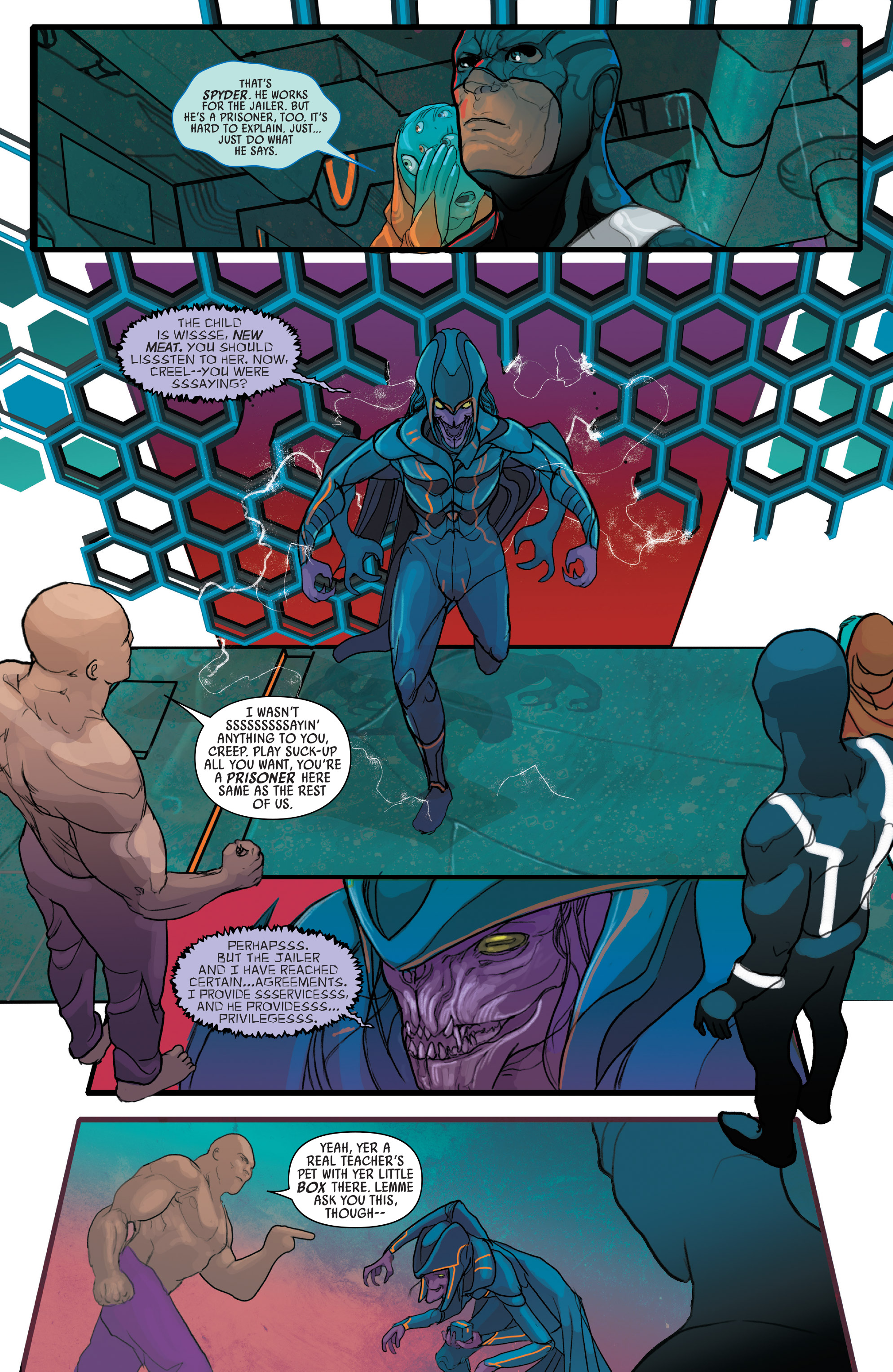 Read online Black Bolt comic -  Issue #2 - 10