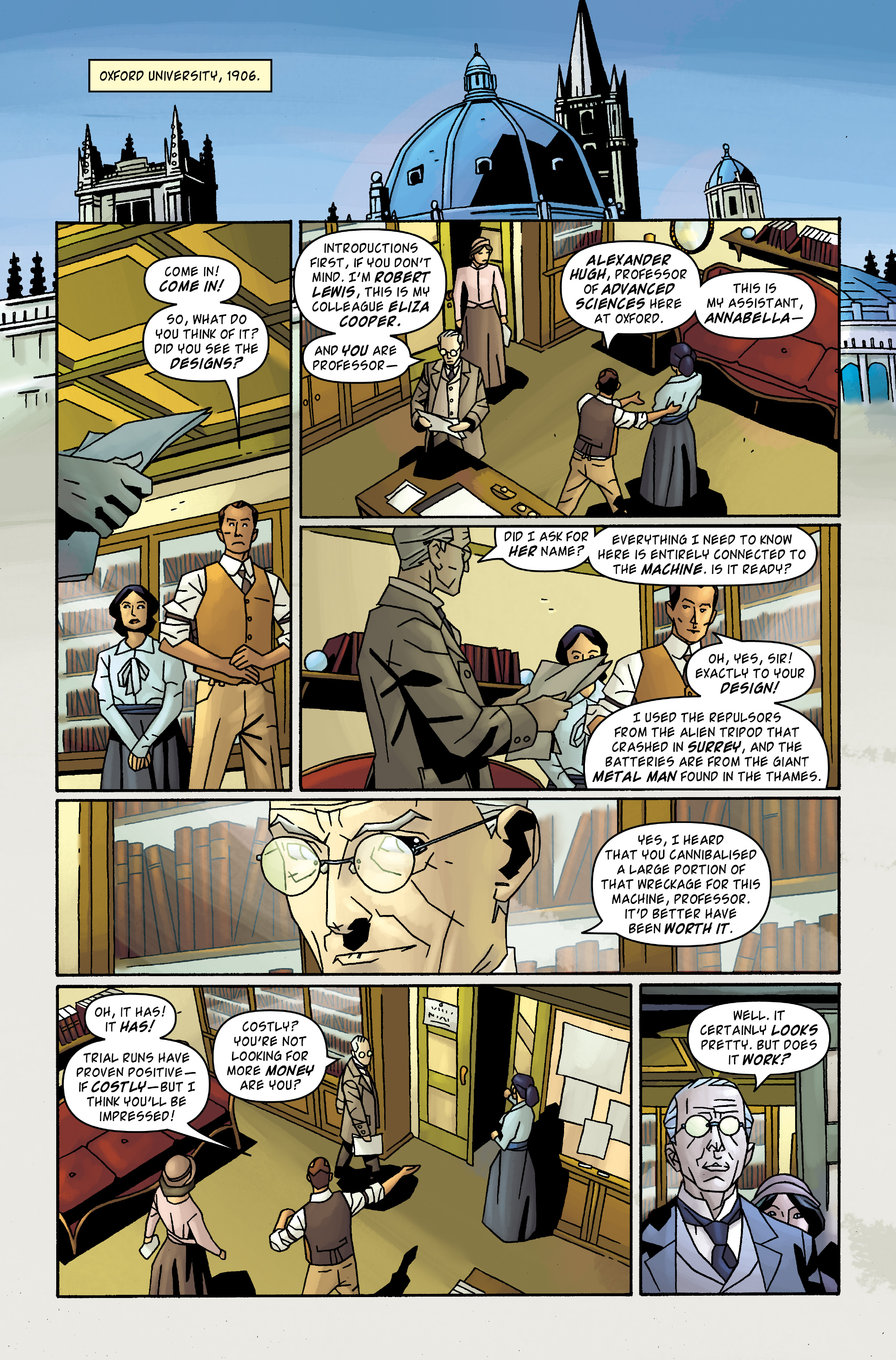 Read online Doctor Who: The Tenth Doctor Archives comic -  Issue #31 - 7