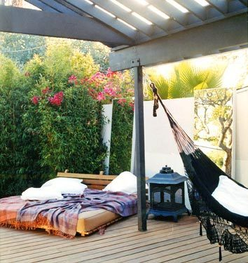 Back Yard Terrace Patio Ideas