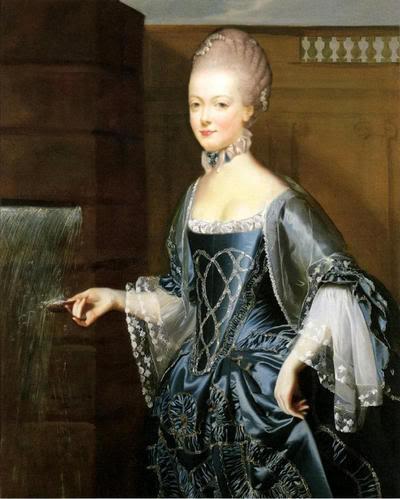255b45477 Noble y Real  María Antonieta