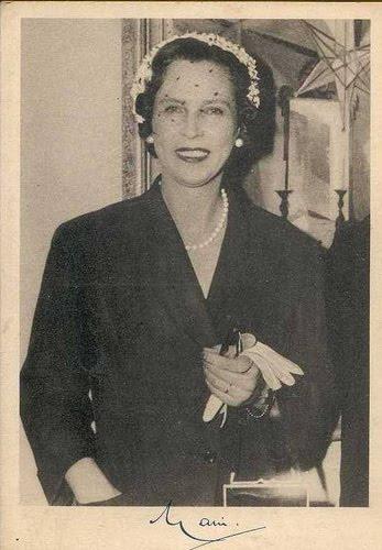 ecc0b1037c1ce Noble y Real  María José de Bélgica