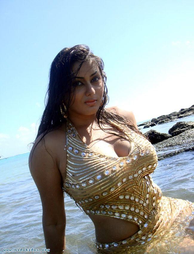 T-Shirt design: Namitha Hot Photo shoot (1)